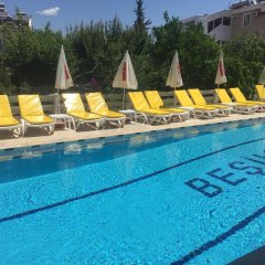 Besik Hotel бассейн фото 2