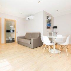 Отель AinB Sagrada Familia Apartments Испания, Барселона - 2 отзыва об отеле, цены и фото номеров - забронировать отель AinB Sagrada Familia Apartments онлайн комната для гостей фото 7