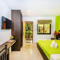 Отель Little Hill Phuket Resort комната для гостей