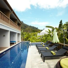 Санаторий The LifeCo Phuket Well-Being Detox Center бассейн