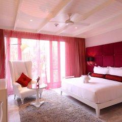 Отель Hua Chang Heritage Бангкок комната для гостей