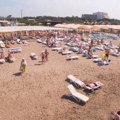 Отель Kadriye Sarp Otel пляж фото 2
