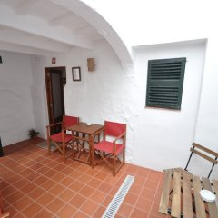 Отель Port Antic Ciutadella Испания, Сьюдадела - отзывы, цены и фото номеров - забронировать отель Port Antic Ciutadella онлайн балкон