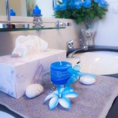 Отель Zenithar Penthouse Sukhumvit ванная