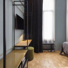 Отель Quentin Zoo Амстердам комната для гостей