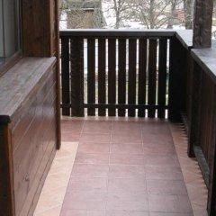 Гостиница Дом Шалле Березовая балкон