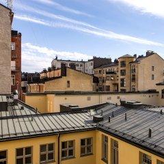 Отель Lilla Roberts Финляндия, Хельсинки - 3 отзыва об отеле, цены и фото номеров - забронировать отель Lilla Roberts онлайн балкон