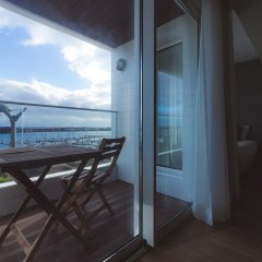 Отель Gaivota Azores Португалия, Понта-Делгада - отзывы, цены и фото номеров - забронировать отель Gaivota Azores онлайн балкон