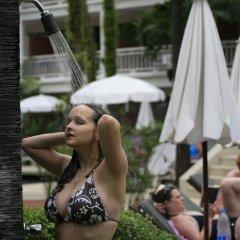 Отель Sunset Beach Resort Таиланд, Пхукет - отзывы, цены и фото номеров - забронировать отель Sunset Beach Resort онлайн спортивное сооружение