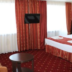 Гостиница AMAKS Центральная Стандартный номер с двуспальной кроватью фото 23