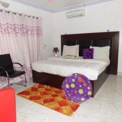 Отель De Fellas Palace Hotel & Suites Нигерия, Ибадан - отзывы, цены и фото номеров - забронировать отель De Fellas Palace Hotel & Suites онлайн фото 3