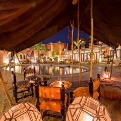 Отель Oscar Hotel by Atlas Studios Марокко, Уарзазат - отзывы, цены и фото номеров - забронировать отель Oscar Hotel by Atlas Studios онлайн приотельная территория фото 2