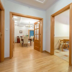 Апартаменты P&O Apartments Tamka комната для гостей фото 5