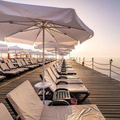 Отель Amara Club Marine Nature - All Inclusive пляж фото 2