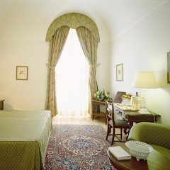 Отель Parkhotel Villa Grazioli 4* Номер Делюкс с различными типами кроватей фото 2