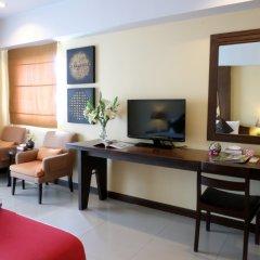 Отель Golden Sea Pattaya Hotel Таиланд, Паттайя - 10 отзывов об отеле, цены и фото номеров - забронировать отель Golden Sea Pattaya Hotel онлайн удобства в номере фото 2