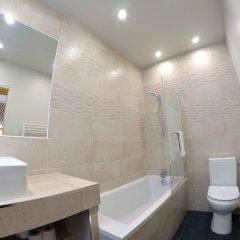 Отель Ribera Eiffel Франция, Париж - отзывы, цены и фото номеров - забронировать отель Ribera Eiffel онлайн ванная фото 2