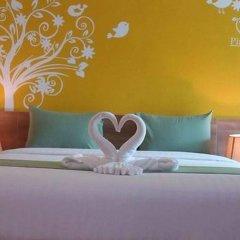 Апартаменты Pintree Service Apartment Pattaya Паттайя комната для гостей фото 4