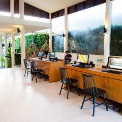 Отель Baan Talay Resort Таиланд, Самуи - - забронировать отель Baan Talay Resort, цены и фото номеров интерьер отеля фото 3