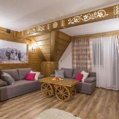 Отель Apartamenty u Grazyny Мурзасихле комната для гостей фото 2