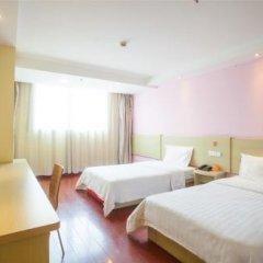 Отель 7 Days Inn Xian Huaqing Pond Lintong комната для гостей фото 3