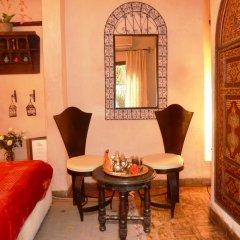 Отель Riad Carina Марокко, Марракеш - отзывы, цены и фото номеров - забронировать отель Riad Carina онлайн комната для гостей