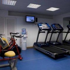 Отель La Venta del Mar фитнесс-зал