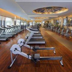 Отель Jumeirah Al Qasr - Madinat Jumeirah фитнесс-зал фото 4