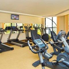 Гостиница Мыс Видный фитнесс-зал