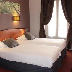 Kyriad Hotel XIII Italie Gobelins комната для гостей