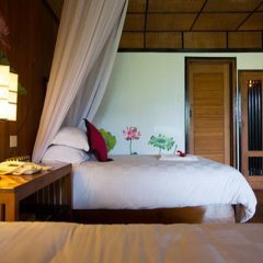 Отель Inle Princess Resort комната для гостей