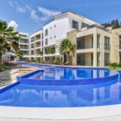 Отель Costa Atlantica Beach Condos Доминикана, Пунта Кана - отзывы, цены и фото номеров - забронировать отель Costa Atlantica Beach Condos онлайн бассейн фото 3