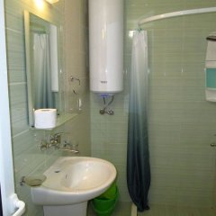 Отель Alex Apartments Болгария, Поморие - отзывы, цены и фото номеров - забронировать отель Alex Apartments онлайн ванная