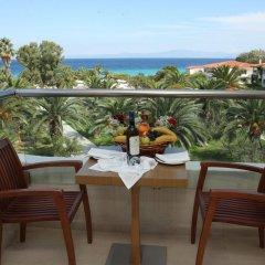 Kassandra Palace Hotel балкон