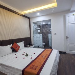 Nam Long Hotel Ha Noi Ханой комната для гостей