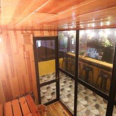 Отель Dalat Legend Homestay Далат балкон