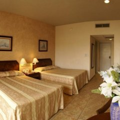 Hotel Los Aluxes комната для гостей фото 4
