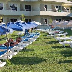 Отель Princess Flora Родос бассейн фото 3