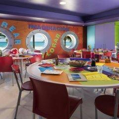Отель Grand Fiesta Americana Coral Beach Cancun детские мероприятия