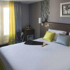 Отель Mercure Bords De Loire Saumur Сомюр комната для гостей