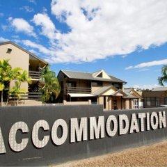Cannonvale Reef Gateway Hotel парковка