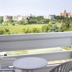 Отель Apollo Terme Hotel Италия, Региональный парк Colli Euganei - отзывы, цены и фото номеров - забронировать отель Apollo Terme Hotel онлайн балкон