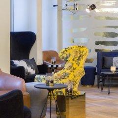 Отель THE FRITZ Düsseldorf Германия, Дюссельдорф - отзывы, цены и фото номеров - забронировать отель THE FRITZ Düsseldorf онлайн интерьер отеля
