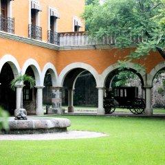 Отель Fiesta Americana Hacienda San Antonio El Puente Cuernavaca Ксочитепек