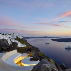 Отель Villa Etheras Греция, Остров Санторини - отзывы, цены и фото номеров - забронировать отель Villa Etheras онлайн пляж фото 2