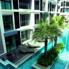 Отель Tropical Garden Pratumnak Паттайя бассейн