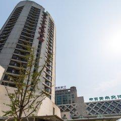 Отель The Twenty-first Century Hotel - Beijing Китай, Пекин - отзывы, цены и фото номеров - забронировать отель The Twenty-first Century Hotel - Beijing онлайн балкон