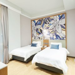 Hotel Bencoolen@Hong Kong Street комната для гостей фото 3
