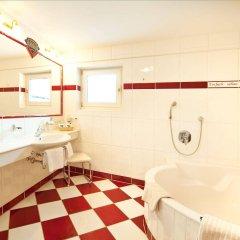 Alpenbad Hotel Hohenhaus ванная