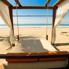 Отель Las Palmas Resort & Beach Club Мексика, Коакоюл - отзывы, цены и фото номеров - забронировать отель Las Palmas Resort & Beach Club онлайн пляж